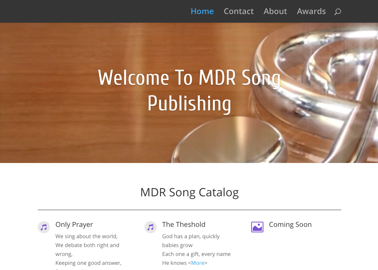 MDR Song Publishing